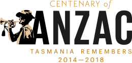 Centenary of ANZAC logo
